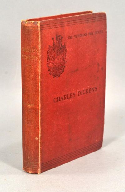 1898. GISSING, George. CHARLES DICKENS. A Critical Study. London: Blackie & Son, 1898. In addition, ...