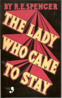 image of THE LADY WHO CAME TO STAY / THE ELIXIR OF LIFE (Lovecraft's Library series)