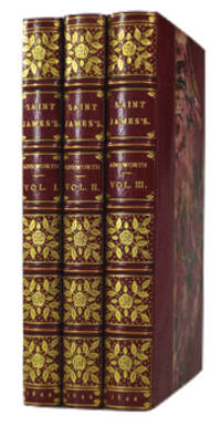 SAINT JAMES'S; OR, THE COURT OF QUEEN ANNE. AN HISTORICAL ROMANCE.
