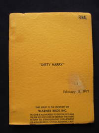 Dirty Harry - Screenplay by H.J. Fink & Dean Riesner