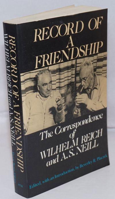 New York: Farrar , Straus and Giroux, 1981. Paperback. xvii, 429p., wraps, very good condition.