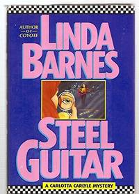 image of Steel Guitar: A Carlotta Carlyle Mystery