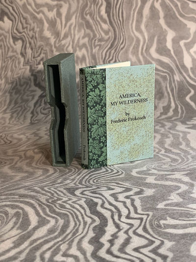 Fullerton, CA: Lorson's Books and Prints, 2002. First Edition. Hardcover. Like New. Signed. Miniatur...