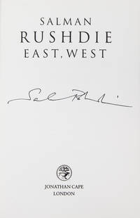 Salman Rushdie collection: signed first editions and advanced proofs