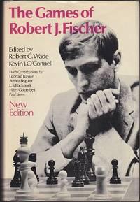 image of The Games of Robert J. Fischer
