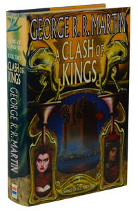 A Clash of Kings by  George R. R Martin - First Edition - 1998 - from Burnside Rare Books, ABAA and Biblio.com