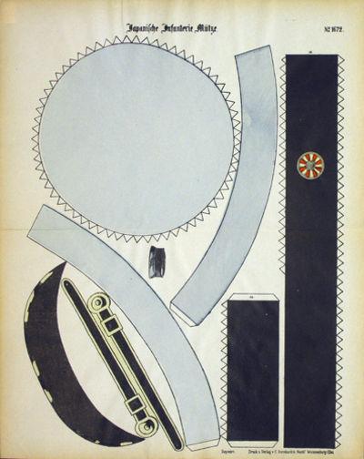 Weissenburg im Elsas: Druck u. Verlag v. C. Burckardt's Nachf, 1900. A very good copy, light toning,...
