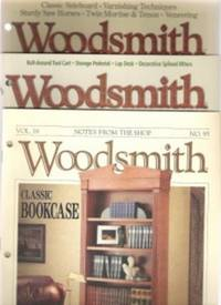WOODSMITH August 1998, Vol. 20, No. 118