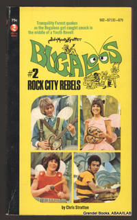 The Bugaloos #2:  Rock City Rebels.