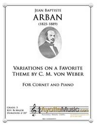 Variations on a Favorite Theme by C. M. von Weber