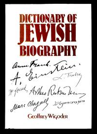 image of Dictionary of Jewish Biography