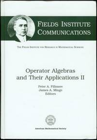 Operator Algebras and Their Applications II