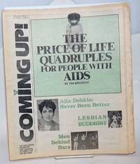 Coming up! the lesbian/gay community calendar of events and newspaper for the Bay Area [aka San Francisco Bay Times] vol. 9, #6, March 1988; The Price of Life Qudruples for People with AIDS
