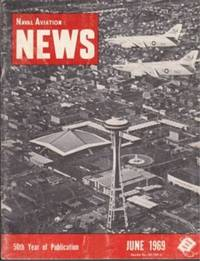 image of Avintage Issue of the Naval Aviation News for June 1969