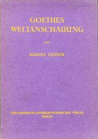 image of Goethes Weltanschauung.