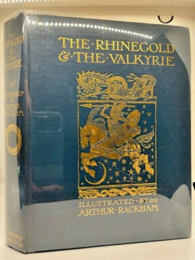 ARTHUR RACKHAM'S THE RHINEGOLD & THE...