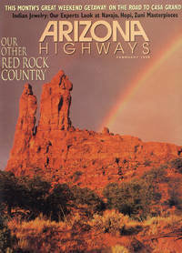 ARIZONA HIGHWAYS : February 1999, Volume 75, No 2