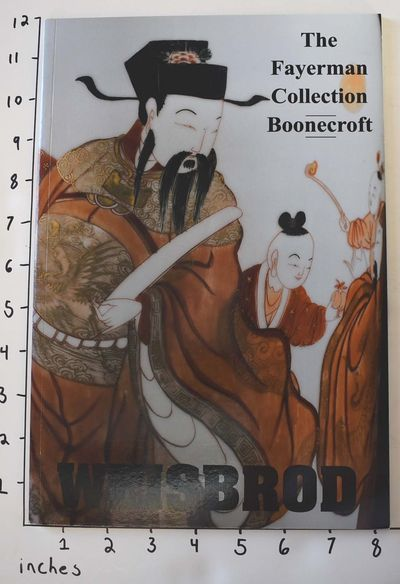 New York: Weisbrod Chinese Art Ltd, 2004. Softcover. VG+. Glossy, color-illustrated wraps with black...