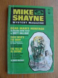 Mike Shayne Mystery Magazine May 1970 Vol. 26 No. 6