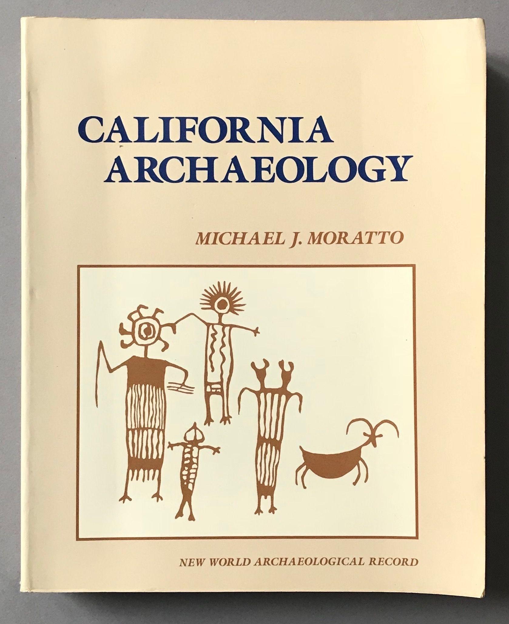 9780125061827 - California Archaeology (New world