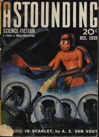 "image of ASTOUNDING Science Fiction: December, Dec. 1939 (""Gray Lensman"")"