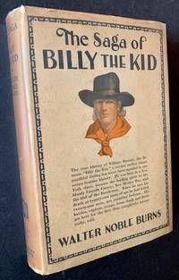 The Saga of Billy the Kid (In Dustjacket)