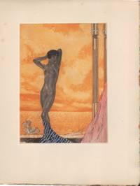image of Aphrodite. Moeurs antiques. Eaux-fortes originales en couleurs gravées par  Edouard Chimot.