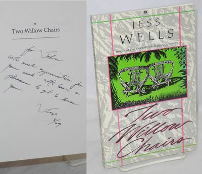 East Palo Alto: Up Press, 1981. Paperback. 108p., personal inscription signed by Wells, very good fi...