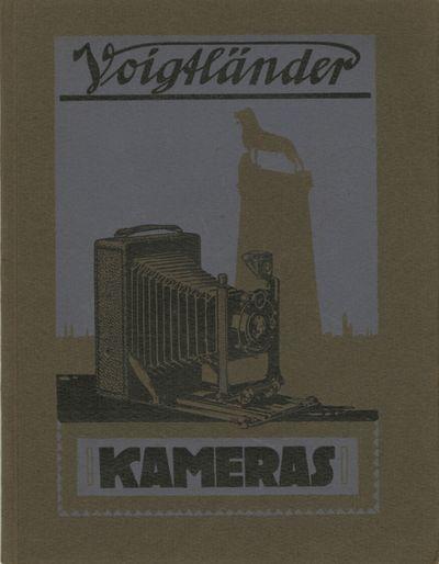 Braunschweig: Voigtländer & Sohn, 1914. 8vo., 80 pp., illustrations, b&w photographs. Illustrated...