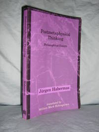 Postmetaphysical Thinking by  Jurgen Habermas - Paperback - 1992 - from Brass DolphinBooks and Biblio.com