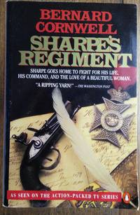 Sharpe's Regiment by Bernard Cornwell - Paperback - 1987-12-01 - from Green Squared and Biblio.com