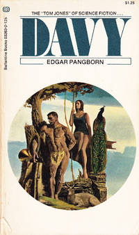 Davy by  Edgar Pangborn - Paperback - 2nd Paperback Printing - 1973 - from Bookmarc Books (SKU: 017128)