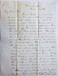 AUTOGRAPH LETTER SIGNED FROM CONGRESSMAN RANDALL TO AN UNKNOWN RECIPIENT, FROM WASHINGTON, 19 MARCH 1869