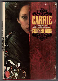 Carrie by  Stephen King - First edition - 1974 - from Ken Sanders Rare Books, ABAA and Biblio.com