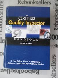 The Certified Quality Inspector Handbook, 2nd Edition (With Cd-rom)