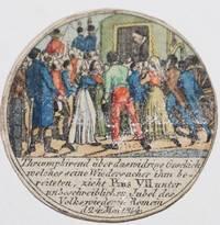 Gedenk-Medaille ter eere van zijne heiligheid Paus Pius den VII