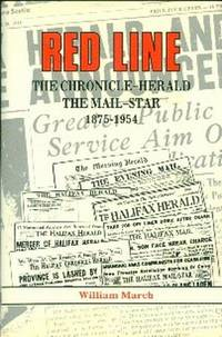 Red Line.  The Chronicle-Herald and The Mail-Star  1875 - 1954