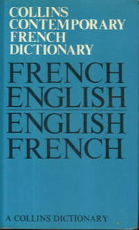 Collins Contemporary French Dictionary