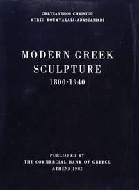 image of Modern Greek Sculpture - 1800-1940