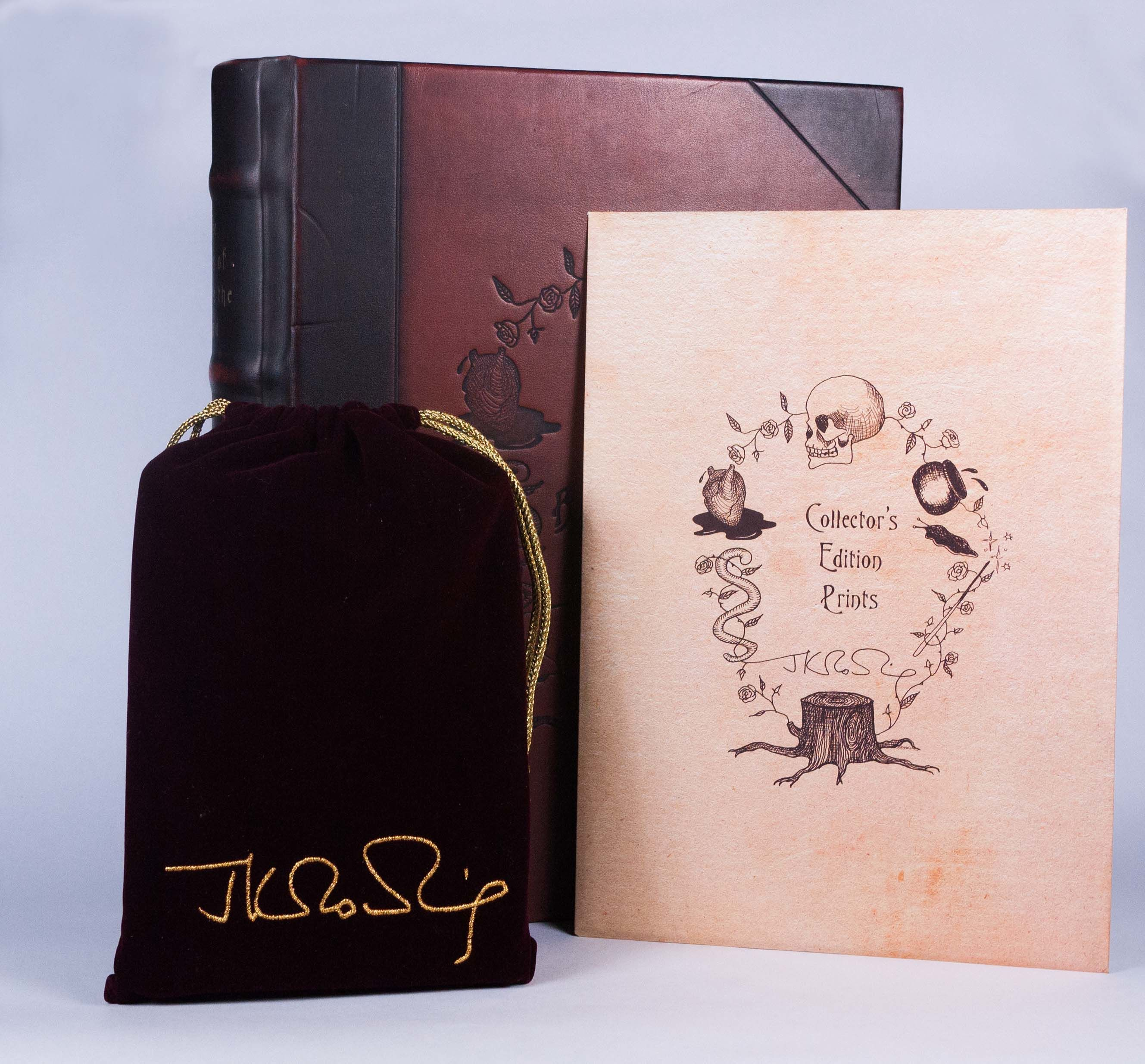 9780956010902 - The Tales of Beedle the Bard, Collector's Edition