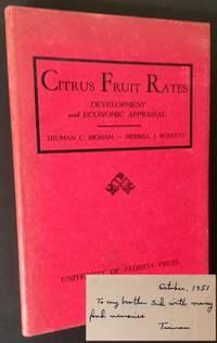 Citrus Fruit Rates: Development and Economic Appraisal