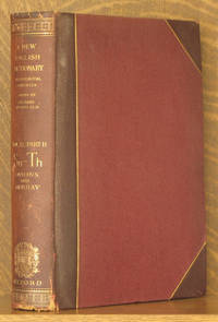 A NEW ENGLISH DICTIONARY ON HISTORICAL PRINCIPLES - VOLUME IX. PART II - Su - Th