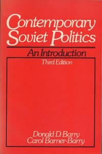 CONTEMPORARY SOVIET POLITICS: AN INTRODUCTION