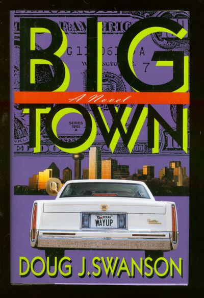 New York: HarperCollins, 1994. Hardcover. Fine/Fine. First edition, Advance Review copy with publish...