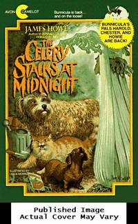 The Celery Stalks at Midnight by James Howe - Paperback - First Edition - 1984-01-01 Cover Edge Wear. See  - from EstateBooks (SKU: 513PM10V_cfb15c8c-578e-4)