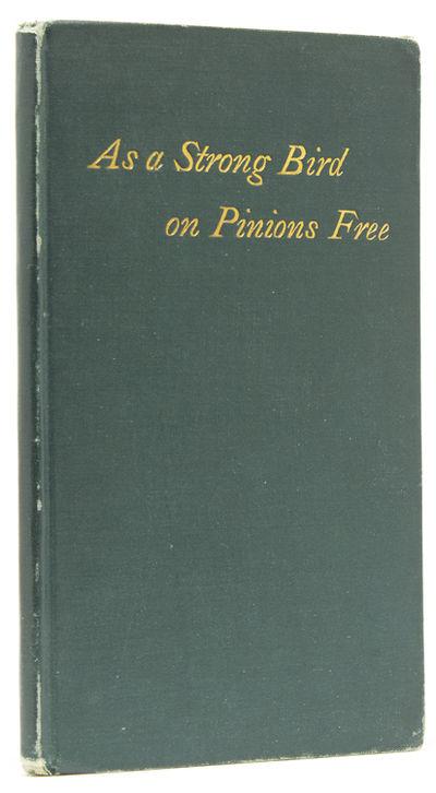 Washington, D.C., 1872. First edition. Pp. -, 1-14, -, 1-8, Advertisement. 1 vols. 8vo. Dark green c...