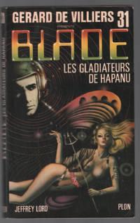 image of les gladiateurs de Hapanu (blade 31)