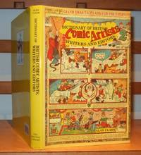 image of Dictionary of British Comic Artists, Writers and Editors