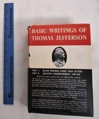 image of Basic Writings of Thomas Jefferson