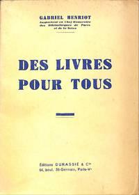 Des Livres Pour Tous.
